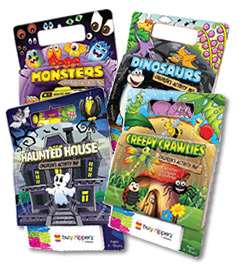 Creatures Activity Pads