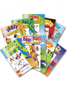 A5 Activity Booklets