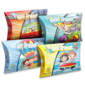 Travel Pillow Pack